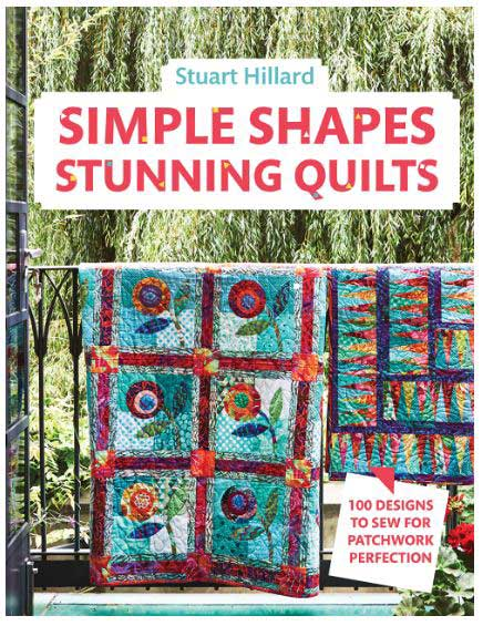 Simple Shapes Stunning Quilts Front Cover