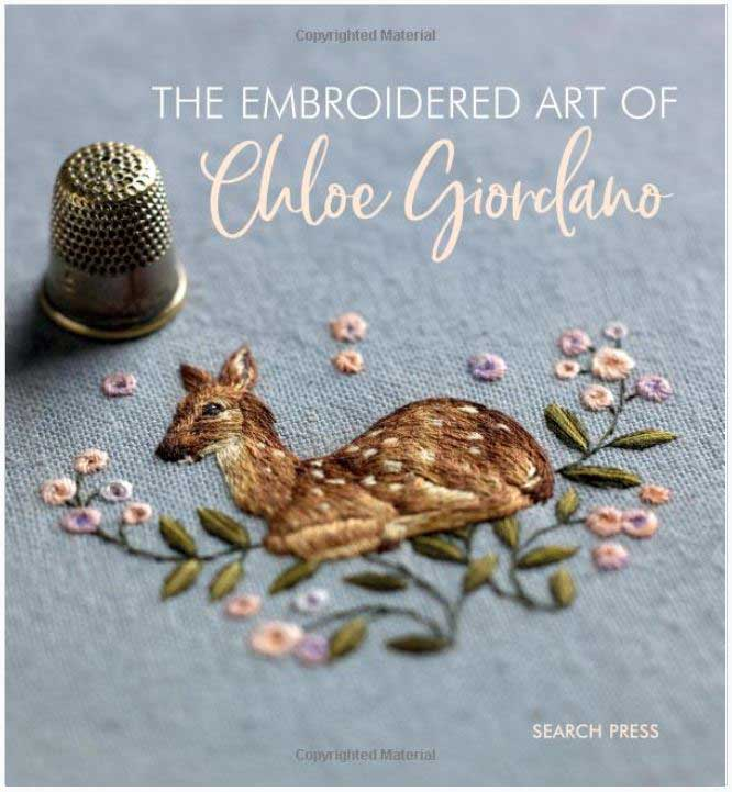 The Embroidery Art by Chloe Giordano