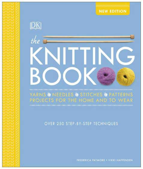 The Knitting Book front cover