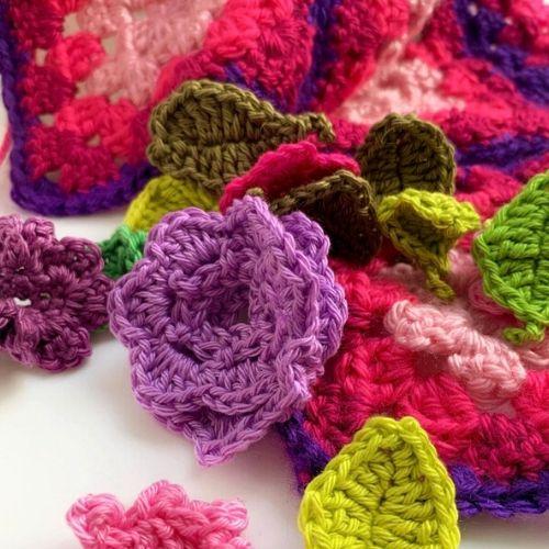 Learn how to do 3D crochet