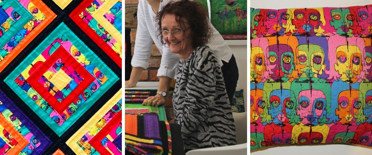 Learn Patchwork and Quilting, a beginners course