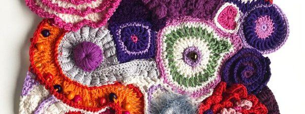 Creative crochet design course