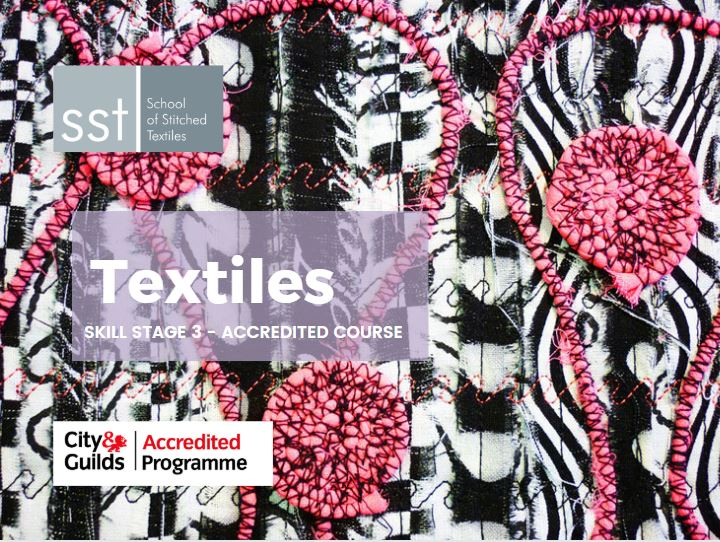 Textiles skill stage 3 brochure