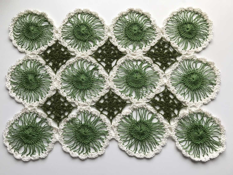Lac Crochet design by Amanda Jones