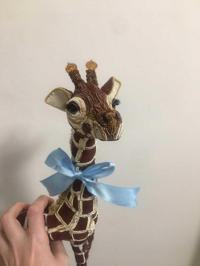 Giraffe by Georgina Bellamy