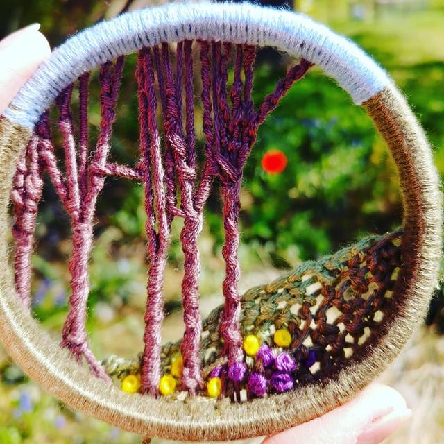 Needleweaving Project