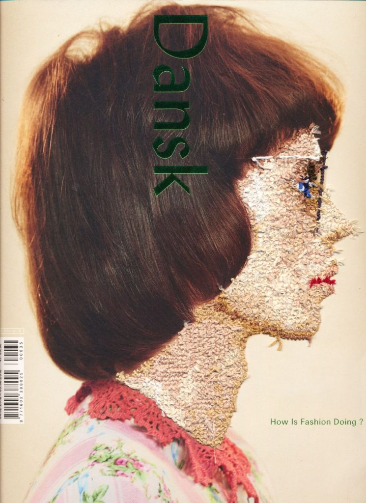 Dask Front cover by Inge Jacobsen