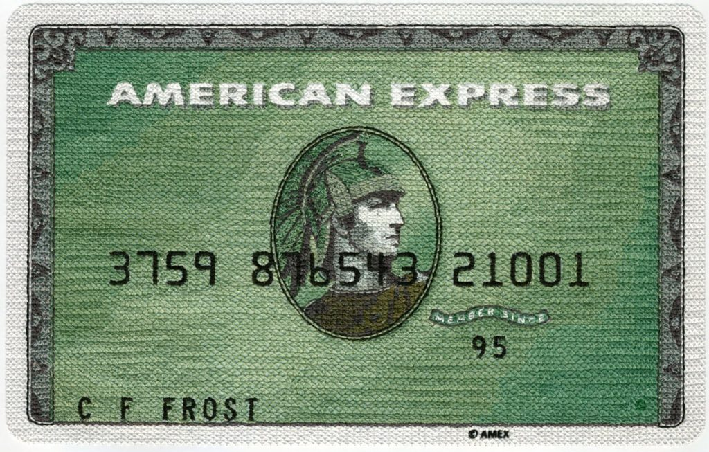 American Express campaign by Inge Jacobsen