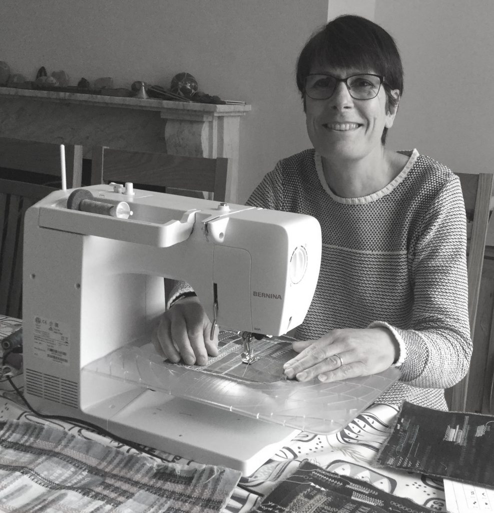 Rhiannon Robinson Machine Embroidery Graduate from the School of Stitched Textiles