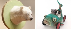 10 Contemporary Felt Artists you HAVE to Follow