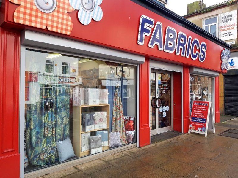 Fabrics at Fleetwood