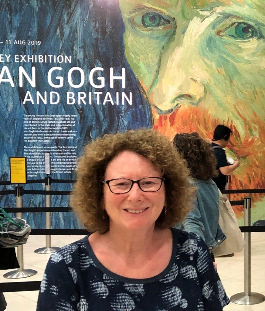 Patchwork and Quilting Graduate, Karen Webber