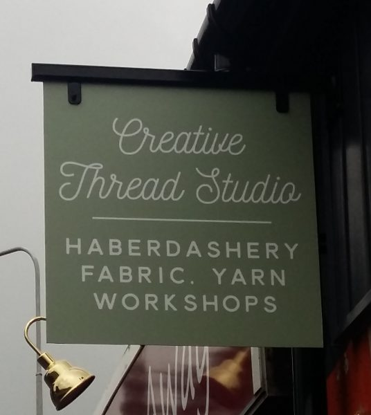 Creative Thread Studio, Fabric and Sewing Shop