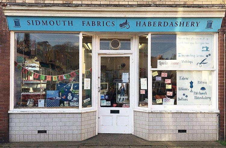 Sidmouth Fabrics & Haberdashery