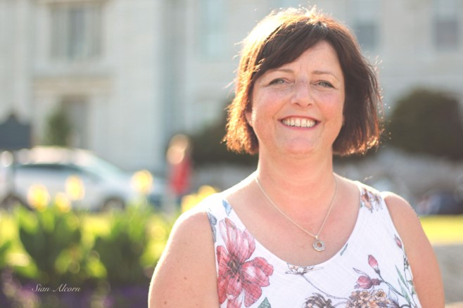 Ann Alcorn, Hand Embroidery Skill Stage 3 Graduate