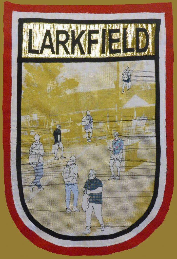 Larkfield Sample by Rosie James