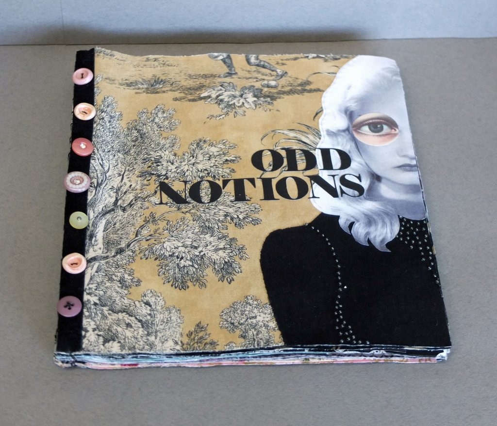 Odd Notions front cover by Lynn Skordal
