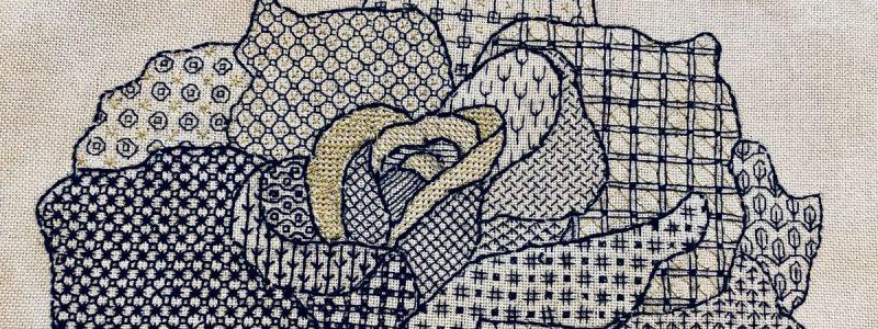 Graduate Story: Carol Crichton, Hand & Machine Embroidery