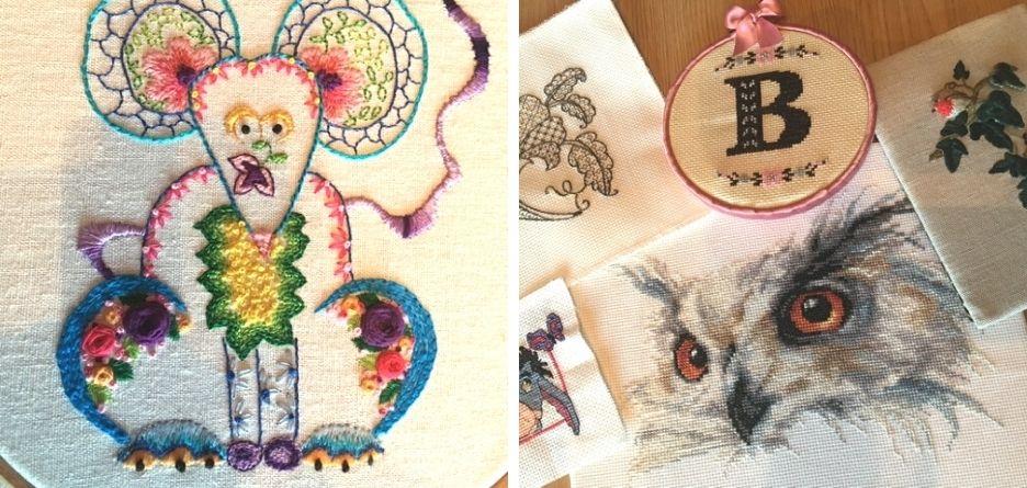 Bethan Turton - Hand Embroidery