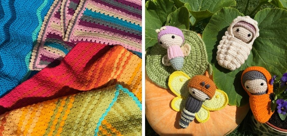 Emma Jane Dickenson - Crochet