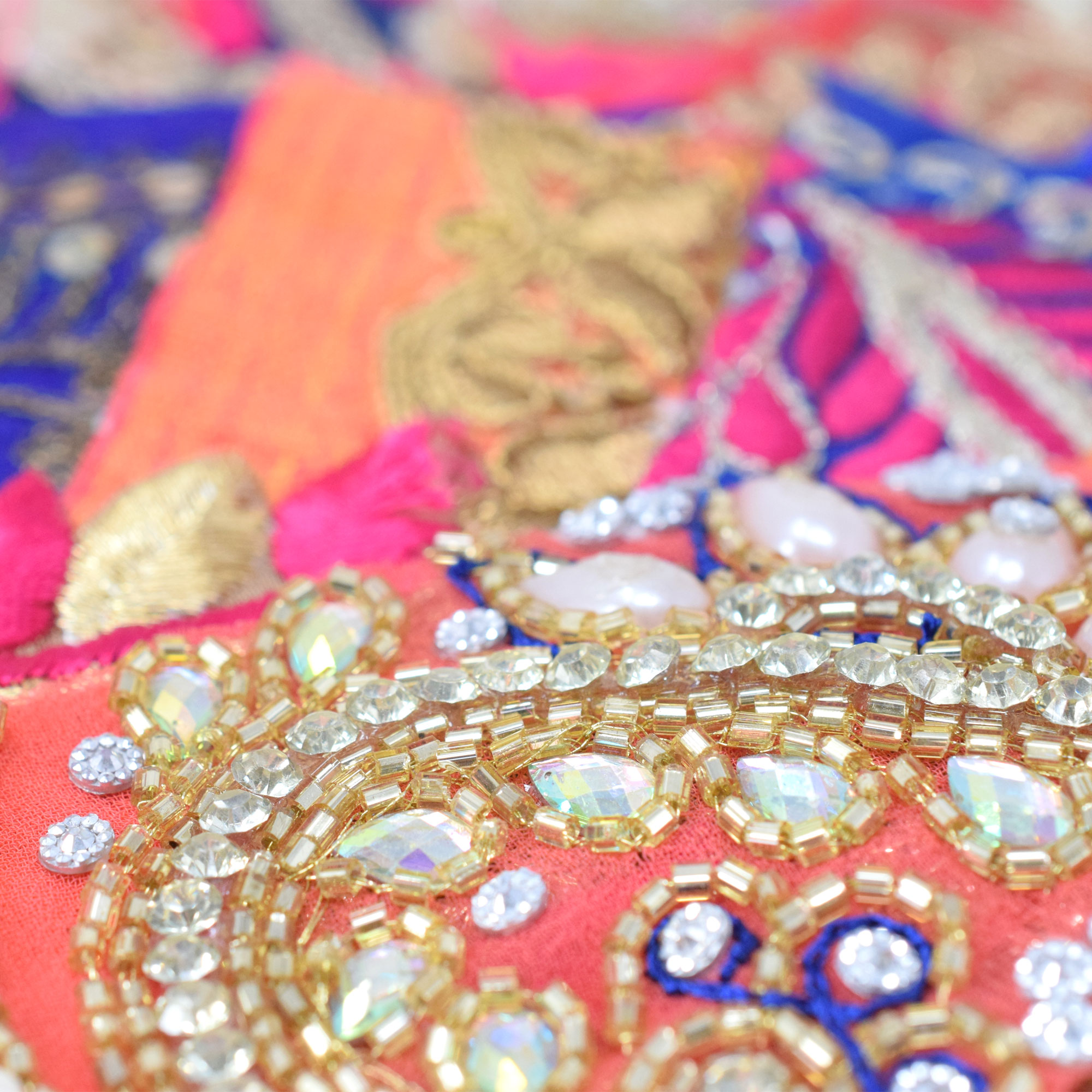 indian-fabric-snippets-love-me-blue