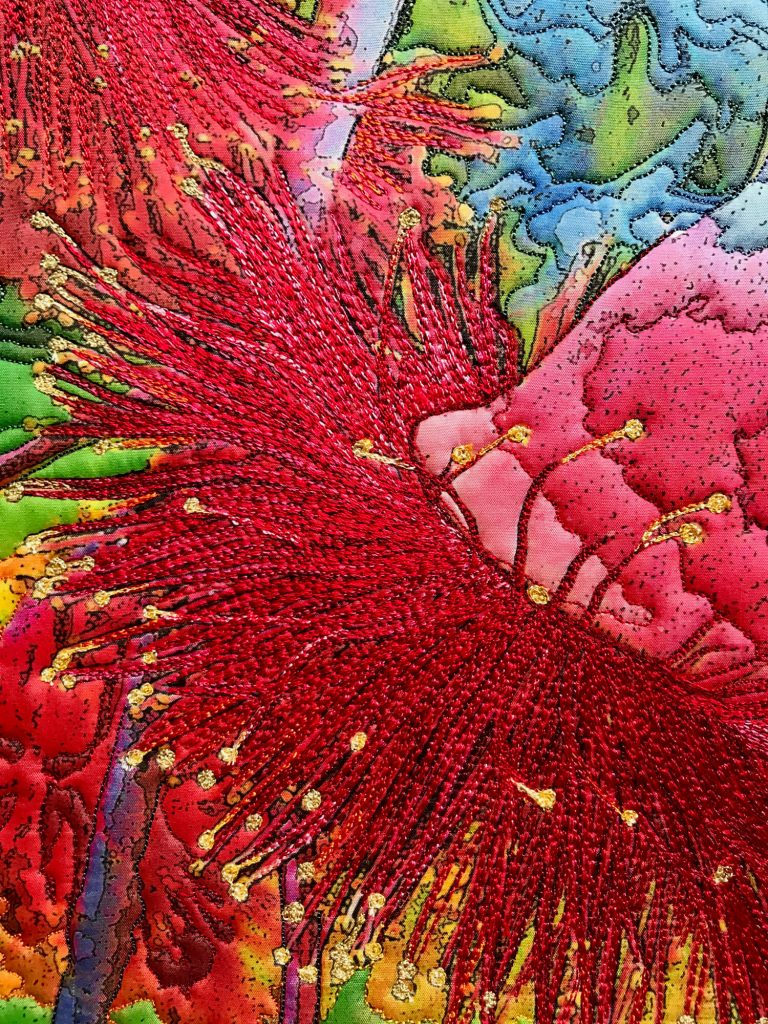3.'Silver Princess - Eucalyptus caesia' Deborah Wirsu