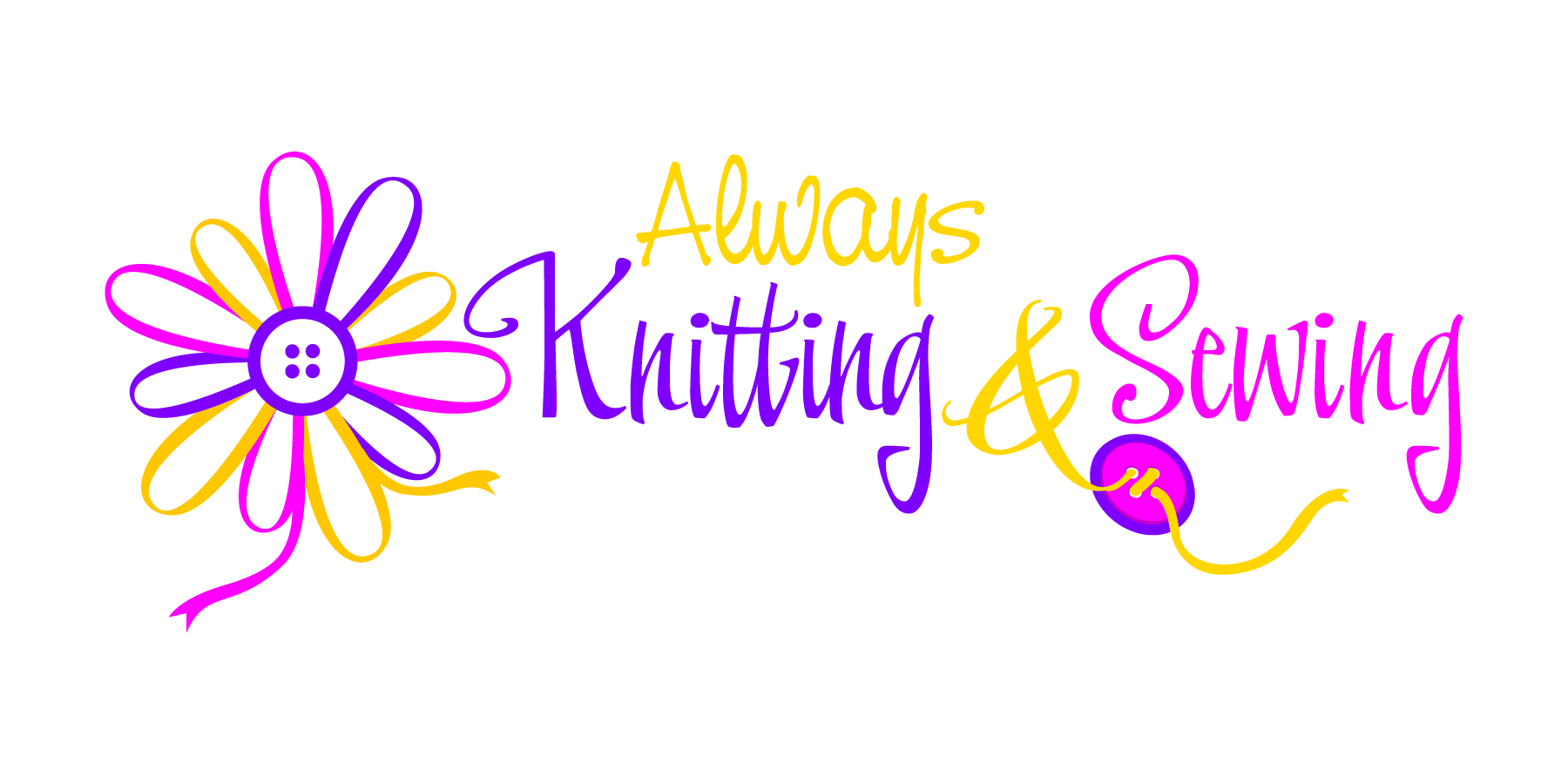always-knitting-and-sewing-logo