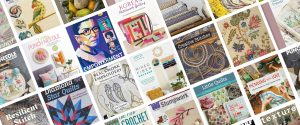 24 of the latest book releases for the stitchers