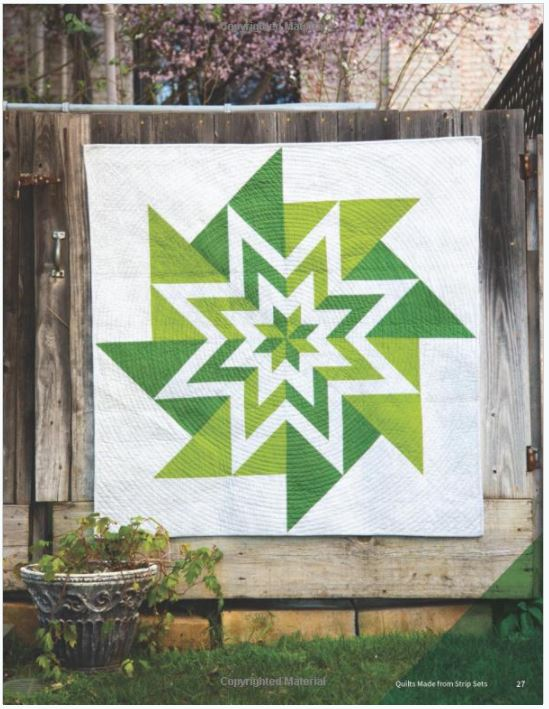 A pattern from Diamond Star Quilts