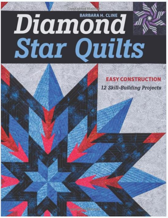 Diamond Star Quilts front cover