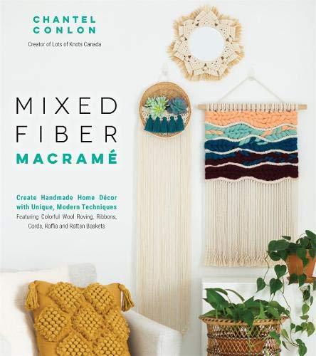 Mixed Fiber Macrame front cover