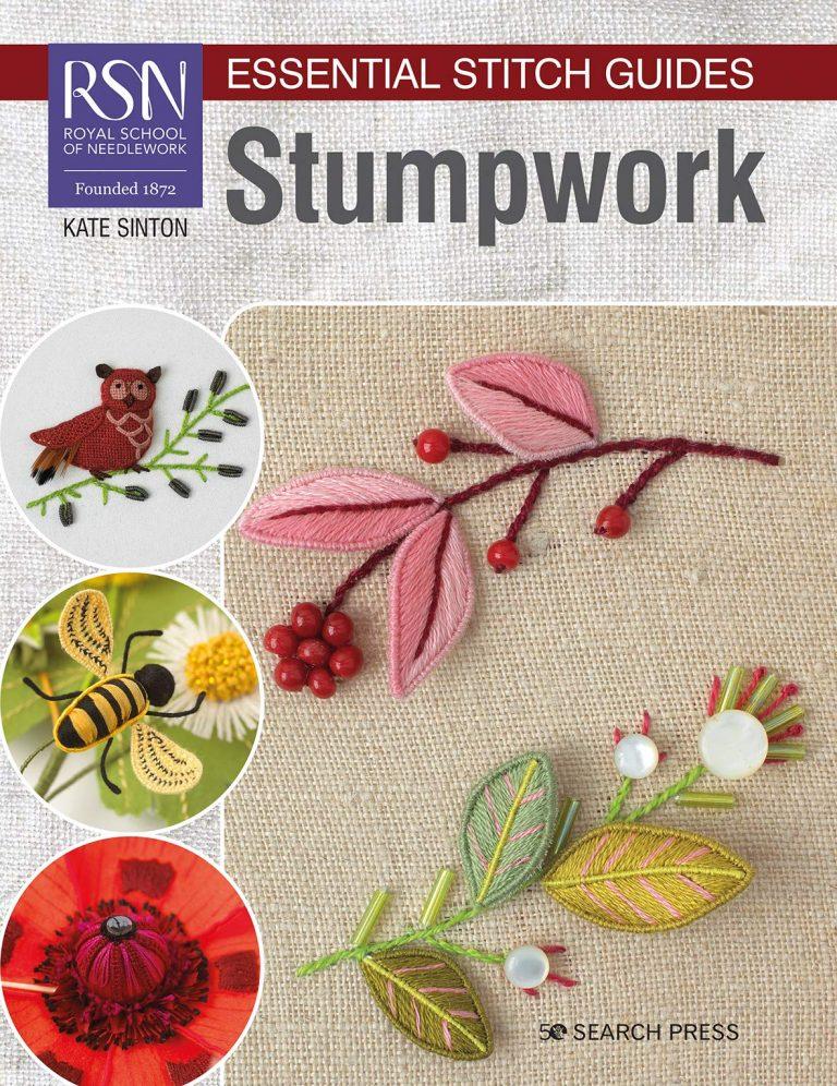 RSN Stumpwork front cover