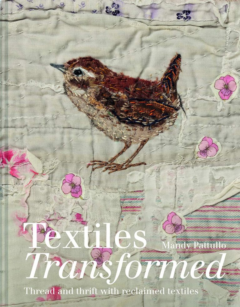 Textiles Transformed front cover