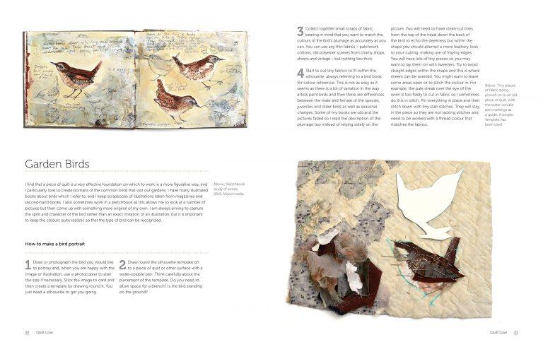 Textiles Transformed an inside view