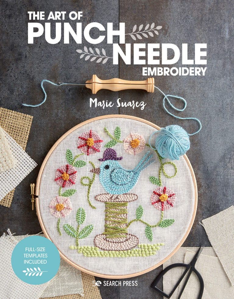 The Art of Punch Needle front cover