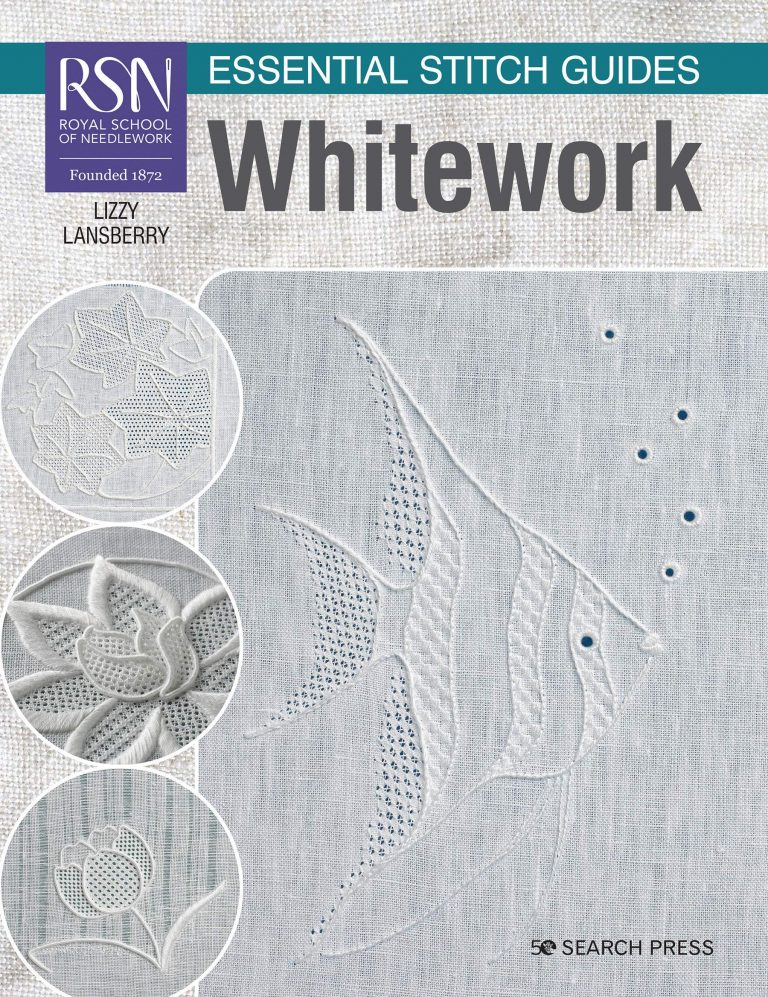 Whitework front cover