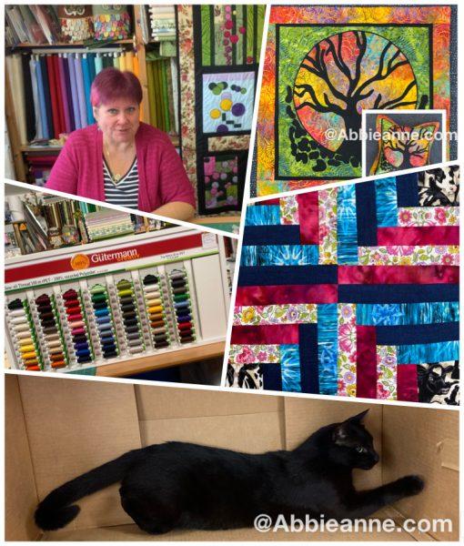 Abbieanne Patchwork Quilting & Textiles