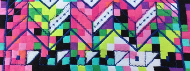 Graduate Story: Myra Velk – Machine Embroidery