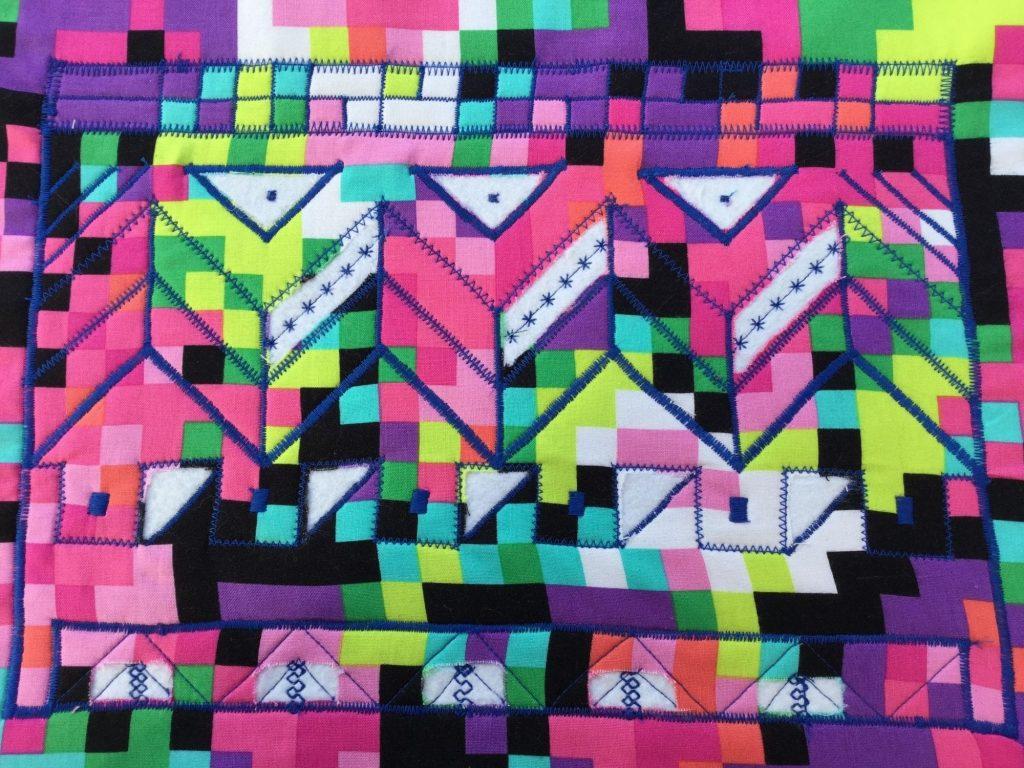 Machine Embroidery design by Myra Velk