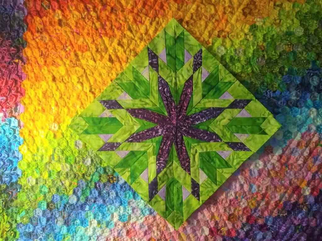 Patchwork Quilt design, Mistianne Guzman
