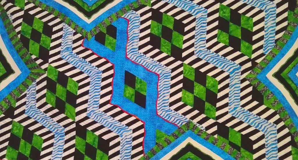 Patchwork design, Mistianne Guzman