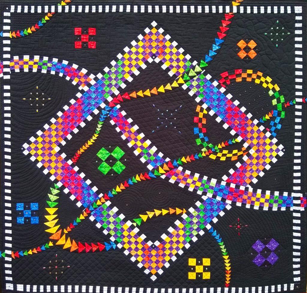 Patchwork Quilt, Mistianne Guzman