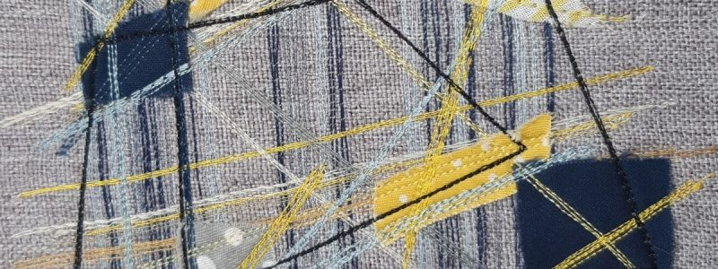 Graduate Story: Hayley Semper – Machine Embroidery