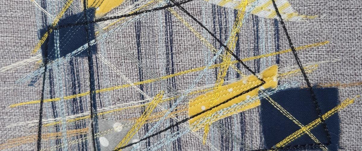 Graduate Story: Hayley Semper – Machine Embroidery