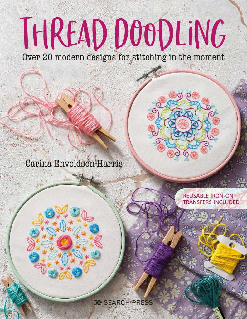 Thread Doodling front cover