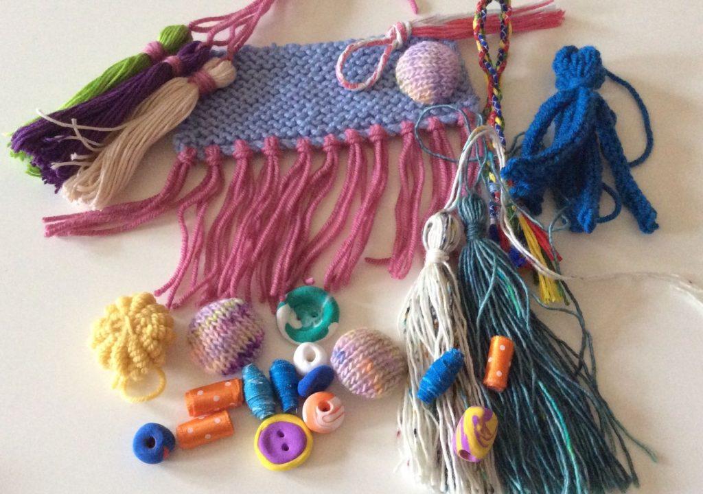 Knitting Embellishments