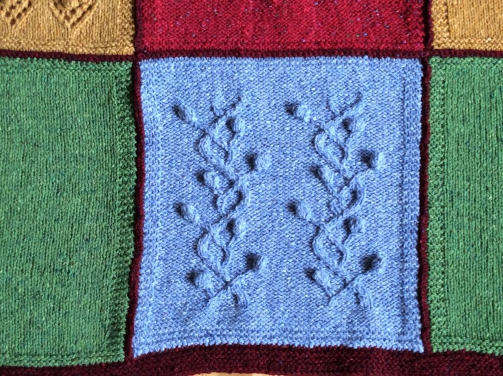 close-up-knitted-detail