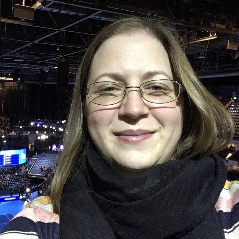 Sarah Turner, Hand Embroidery Graduate