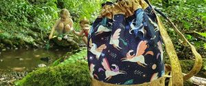 Bag Patterns by Mrs H. An interview with the School of Stitched Textiles
