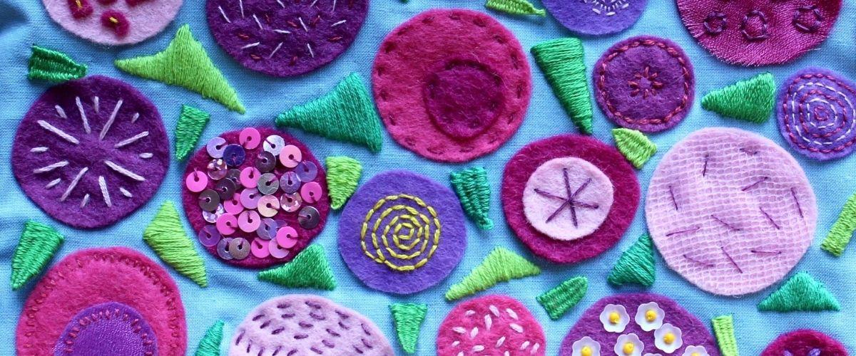 Graduate Story: Sarah Turner – Hand Embroidery